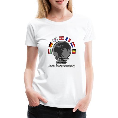 Kumgang International - Frauen Premium T-Shirt