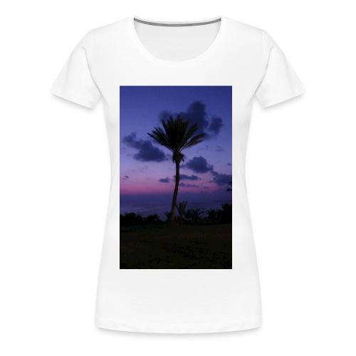 Sundowns Halflight - Women's Premium T-Shirt