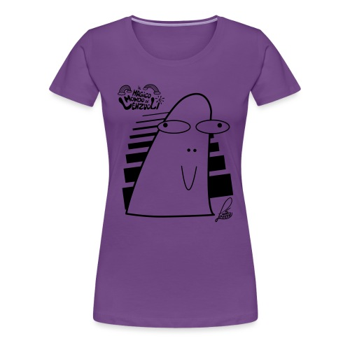 Lino - Maglietta Premium da donna