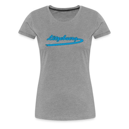 Athletic Letz - Frauen Premium T-Shirt
