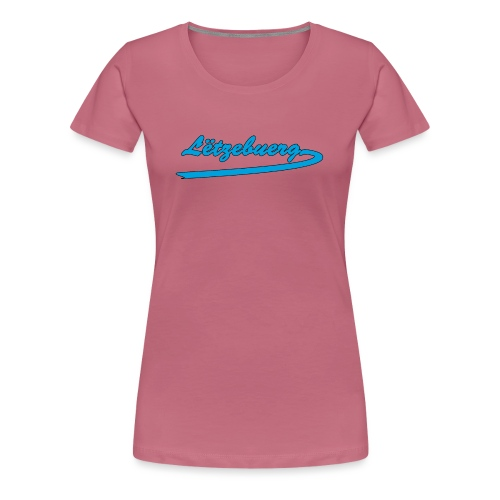 Athletic Letz - Frauen Premium T-Shirt