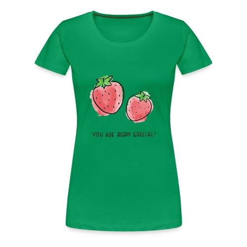Fruit Puns n°1 Berry Special - Frauen Premium T-Shirt