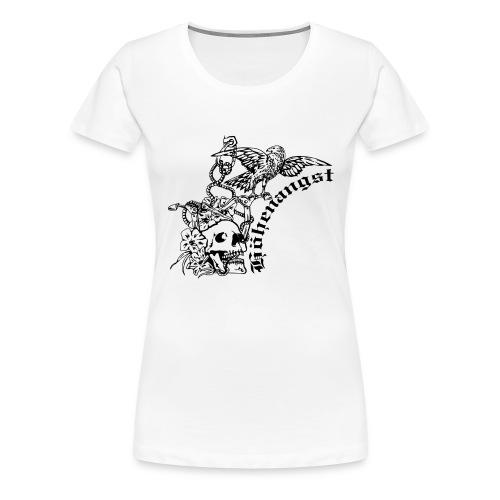 Falke - Frauen Premium T-Shirt