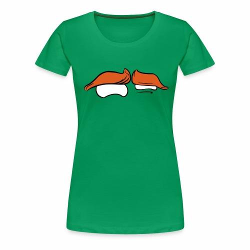 Eyebrow - Women's Premium T-Shirt