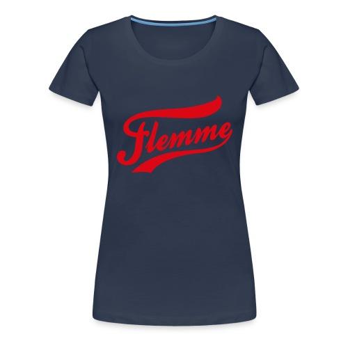 FlemmeRouge png - T-shirt Premium Femme