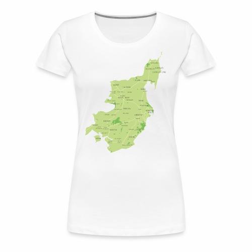 Mors - Dame premium T-shirt