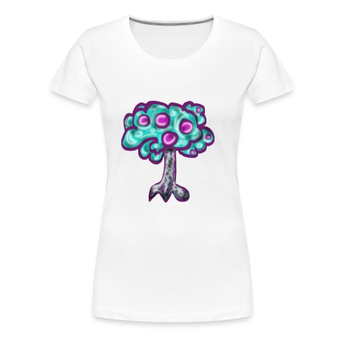 Neon Tree - Women's Premium T-Shirt