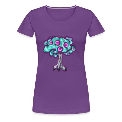 Neon Tree - Women's Premium T-Shirt