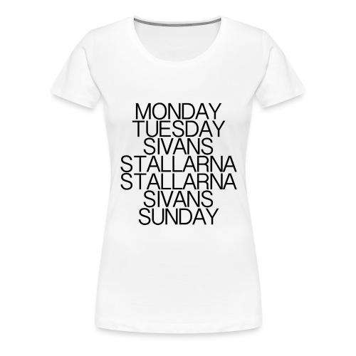 Campus Week - Premium-T-shirt dam