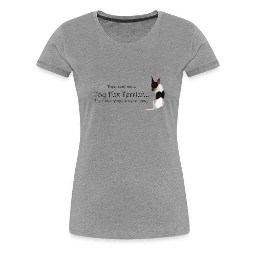 016 - Naisten premium t-paita