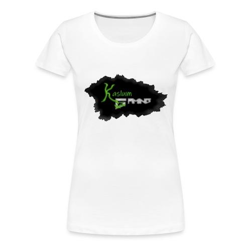 Kaslum Gaming Hul - Dame premium T-shirt