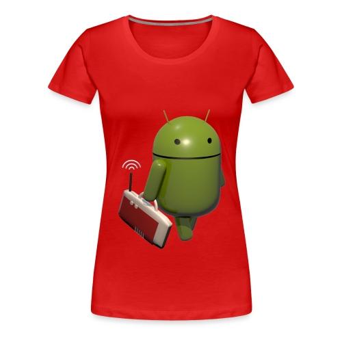 BoxToGo - Frauen Premium T-Shirt