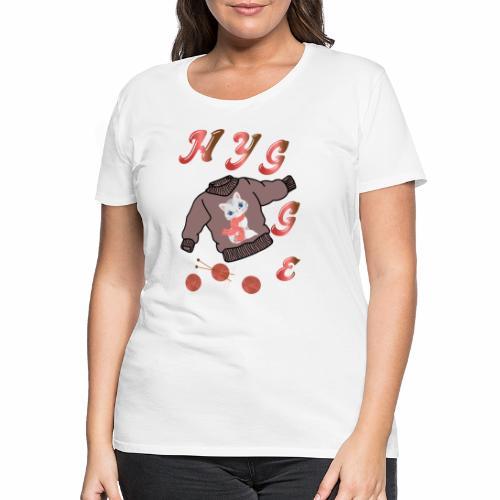 HYGGE - Women's Premium T-Shirt