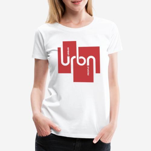 Stadtmenschen Stadt - Frauen Premium T-Shirt