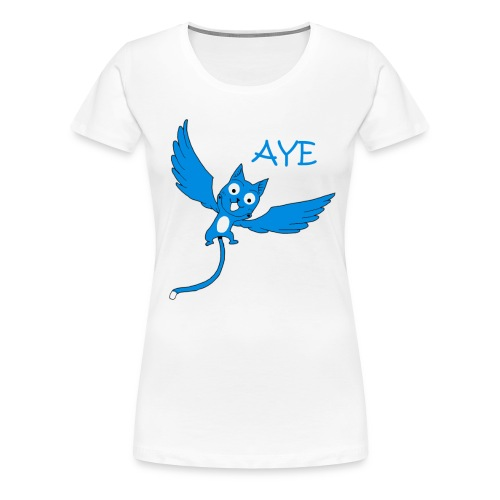 Happy Fairy Tail - Frauen Premium T-Shirt