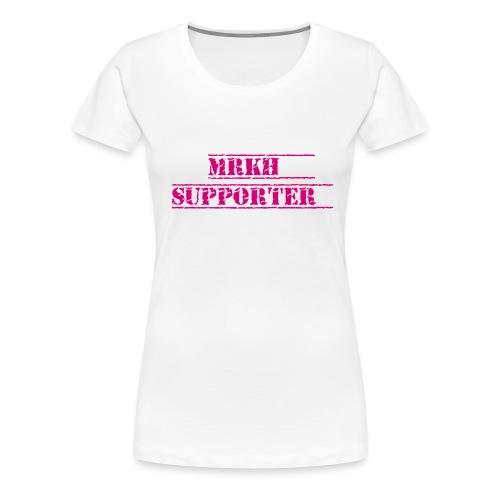 MRKH Supporter - Women's Premium T-Shirt