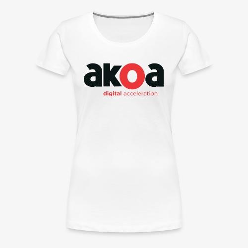 Super agence - T-shirt Premium Femme