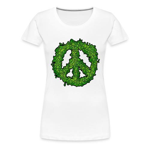 Peace - T-shirt Premium Femme