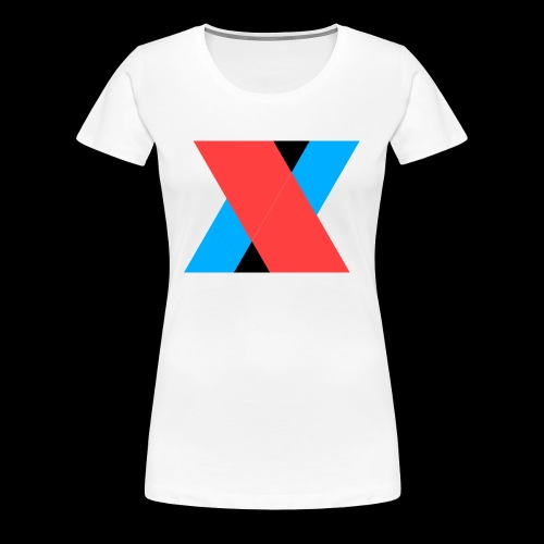 Triangle X - Women's Premium T-Shirt