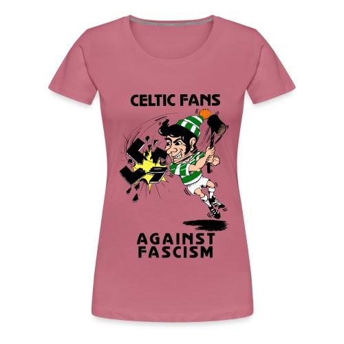Tal Leprechaun - Women's Premium T-Shirt