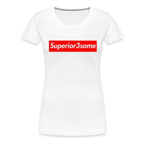 Whats Up B - Women's Premium T-Shirt