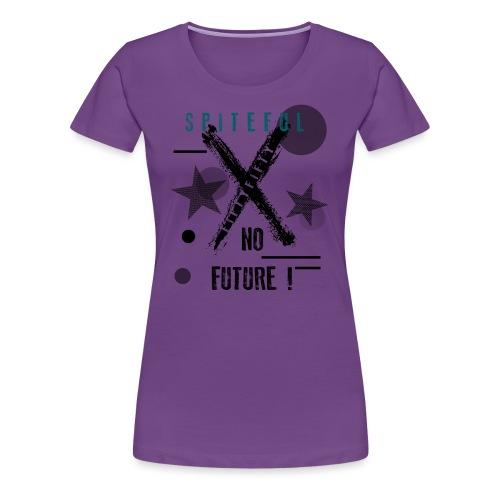 FIFTY - Maglietta Premium da donna