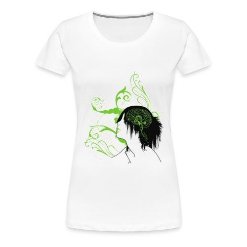 whoiam shirt - Naisten premium t-paita