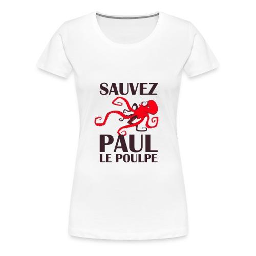 savepaufrl - T-shirt Premium Femme