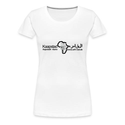 shop tshirt - Frauen Premium T-Shirt