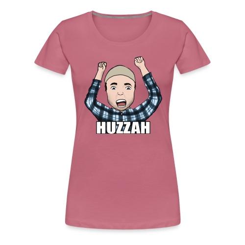 Fuse4Gaming   Huzzah! - Women's Premium T-Shirt