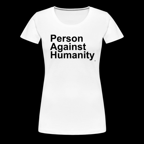 PERSON - Women's Premium T-Shirt