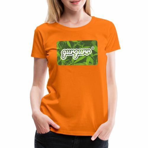 Hemp Pigeon - Frauen Premium T-Shirt
