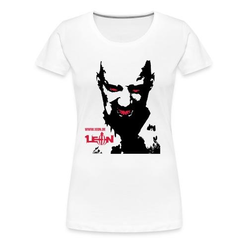 Leon rot 100 svg - Women's Premium T-Shirt
