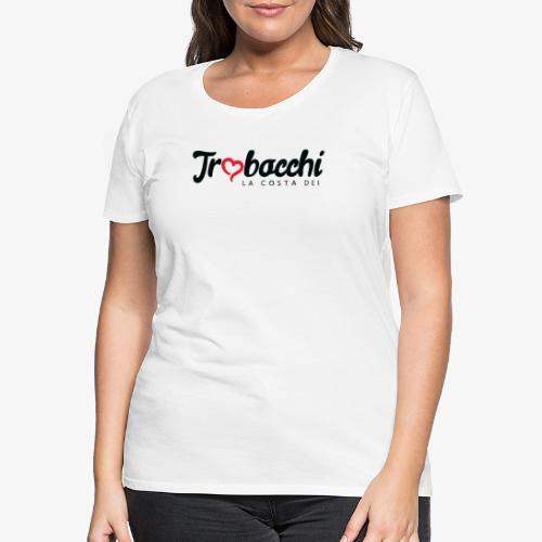 La costa dei Trabocchi - Maglietta Premium da donna