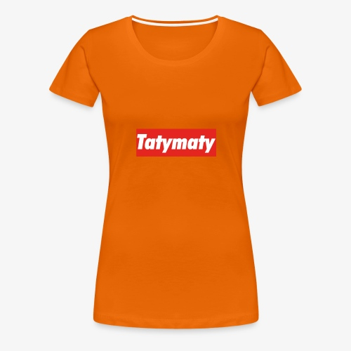 TatyMaty Clothing - Women's Premium T-Shirt