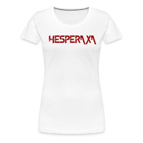 hesper night style - Women's Premium T-Shirt