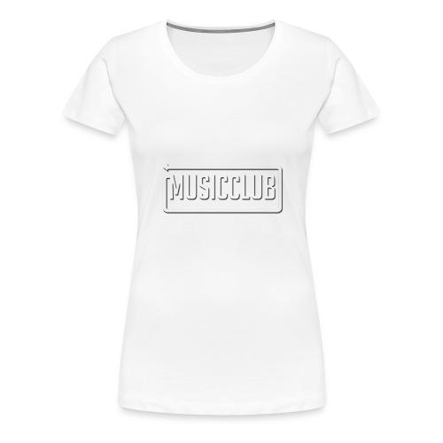 banna logo - Frauen Premium T-Shirt