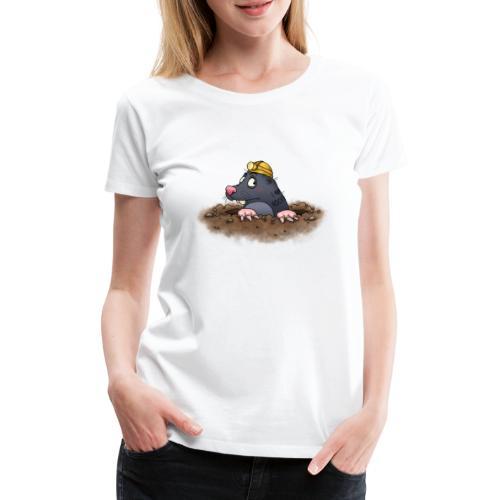 Maulwurf - Frauen Premium T-Shirt
