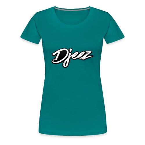 djeez_official_kleding - Vrouwen Premium T-shirt