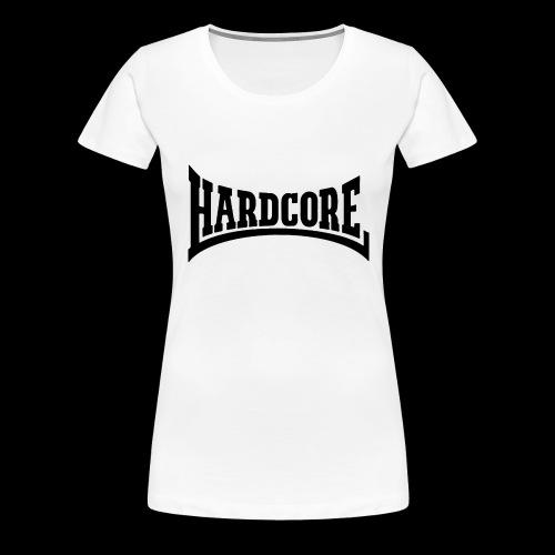 gabber - T-shirt Premium Femme