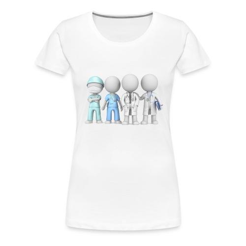 Spitalmenschen - Frauen Premium T-Shirt