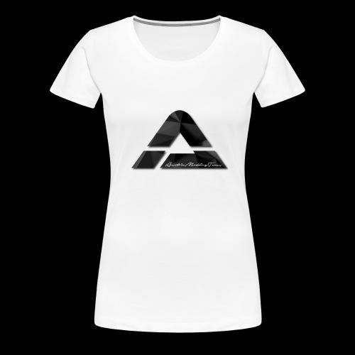 AMT Logo T Shirt png - Frauen Premium T-Shirt