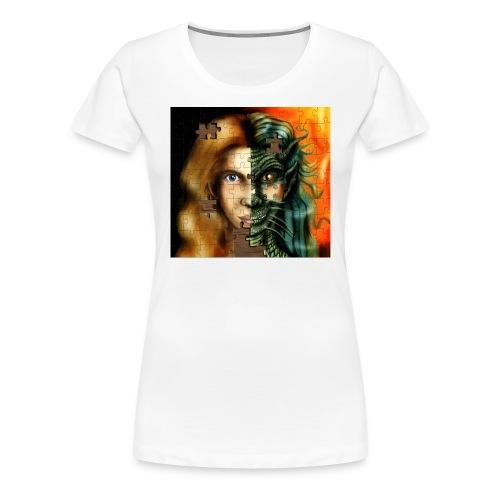 px4coverbild - Frauen Premium T-Shirt