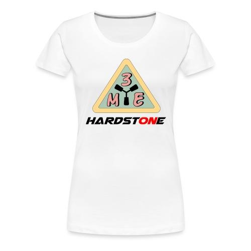 M3E Hardstone - Frauen Premium T-Shirt
