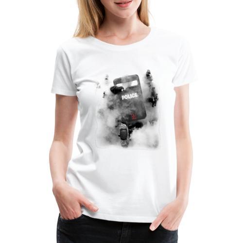 Police - Maglietta Premium da donna