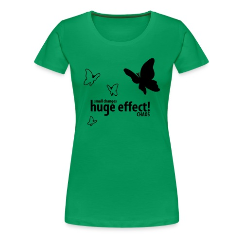 new chaos - Vrouwen Premium T-shirt