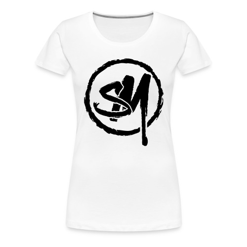 Logo head - Frauen Premium T-Shirt