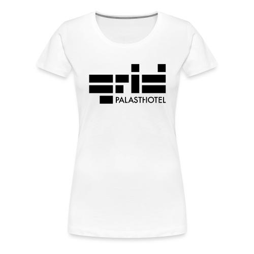 grid png - Frauen Premium T-Shirt