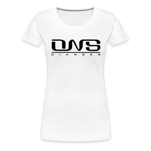 Dianeks Logo - Frauen Premium T-Shirt