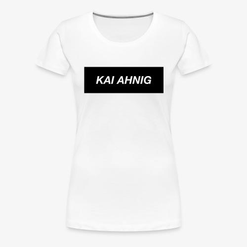 Kai Ahnig - Frauen Premium T-Shirt